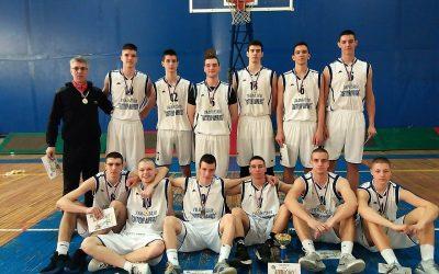 Општинско такмичење у кошарци, прво место 04. 03. – 12. 03. 2019.