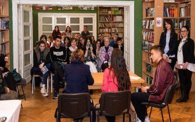 Интервју са Светланом Бојковић која је отворила Школско позорје 2019. године