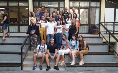 Извештај о посети матураната Библиотеци Матице српске