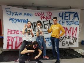 Извештај о раду драмске секције на српском језику – 2018/19. год.