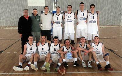 Међуокружно такмичење у кошарци, прво место – 16. 04. 2019.