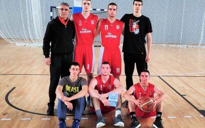 Међуокружно такмичење у баскету 3х3, прво место – 07. 05. 2019.