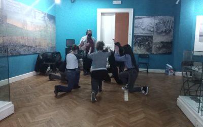 """Примењена драма у Музеју Војводине и ,,Руке прошлости"""""""