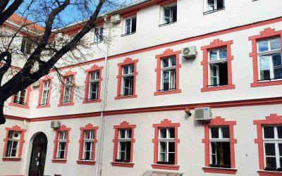 Ревитализација фасаде и замена дела спољашње столарије